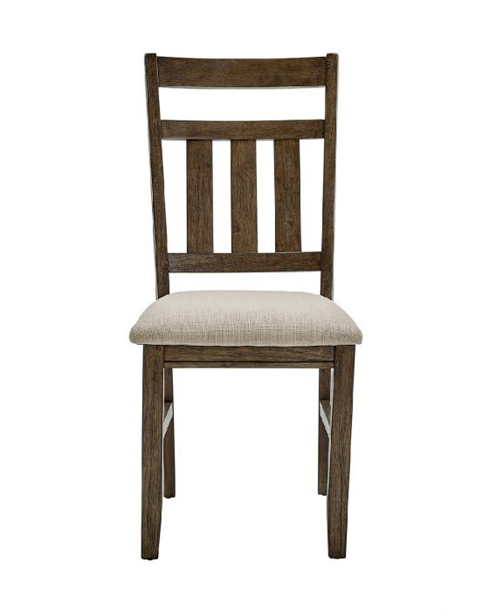 Powell Turino Side Chair - Rustic Umber
