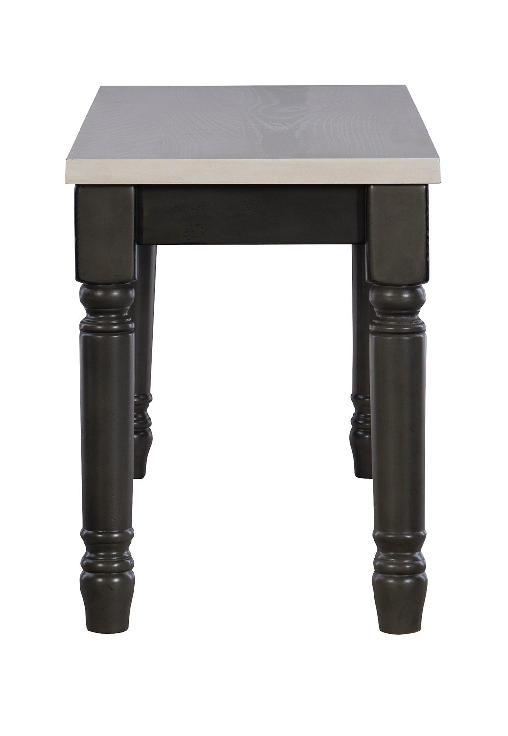 Powell Willow Bench - Grey