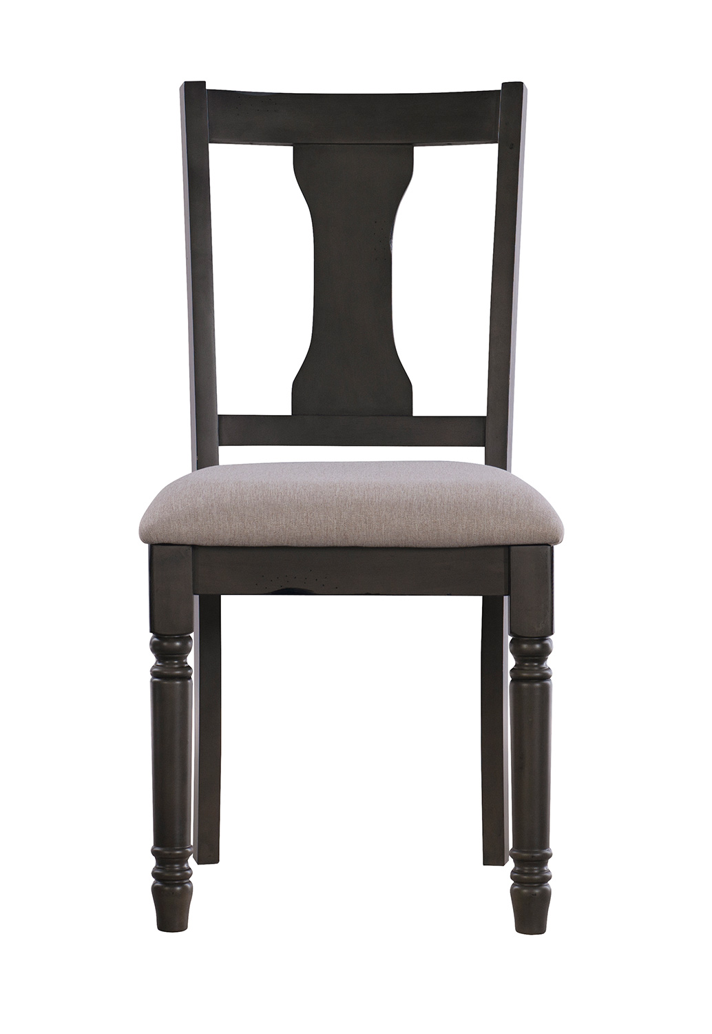 Powell Willow Side Chair - Grey