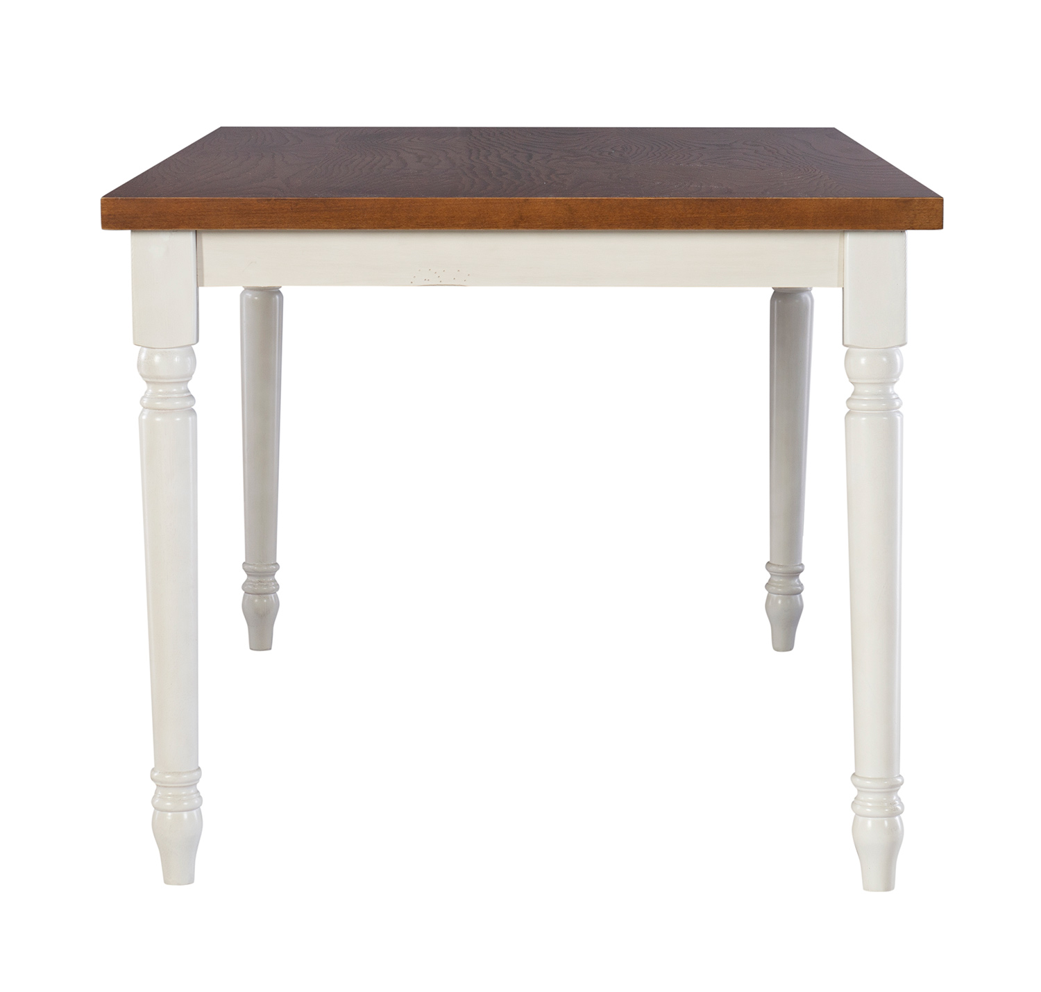 Powell Willow Dining Table - Brown
