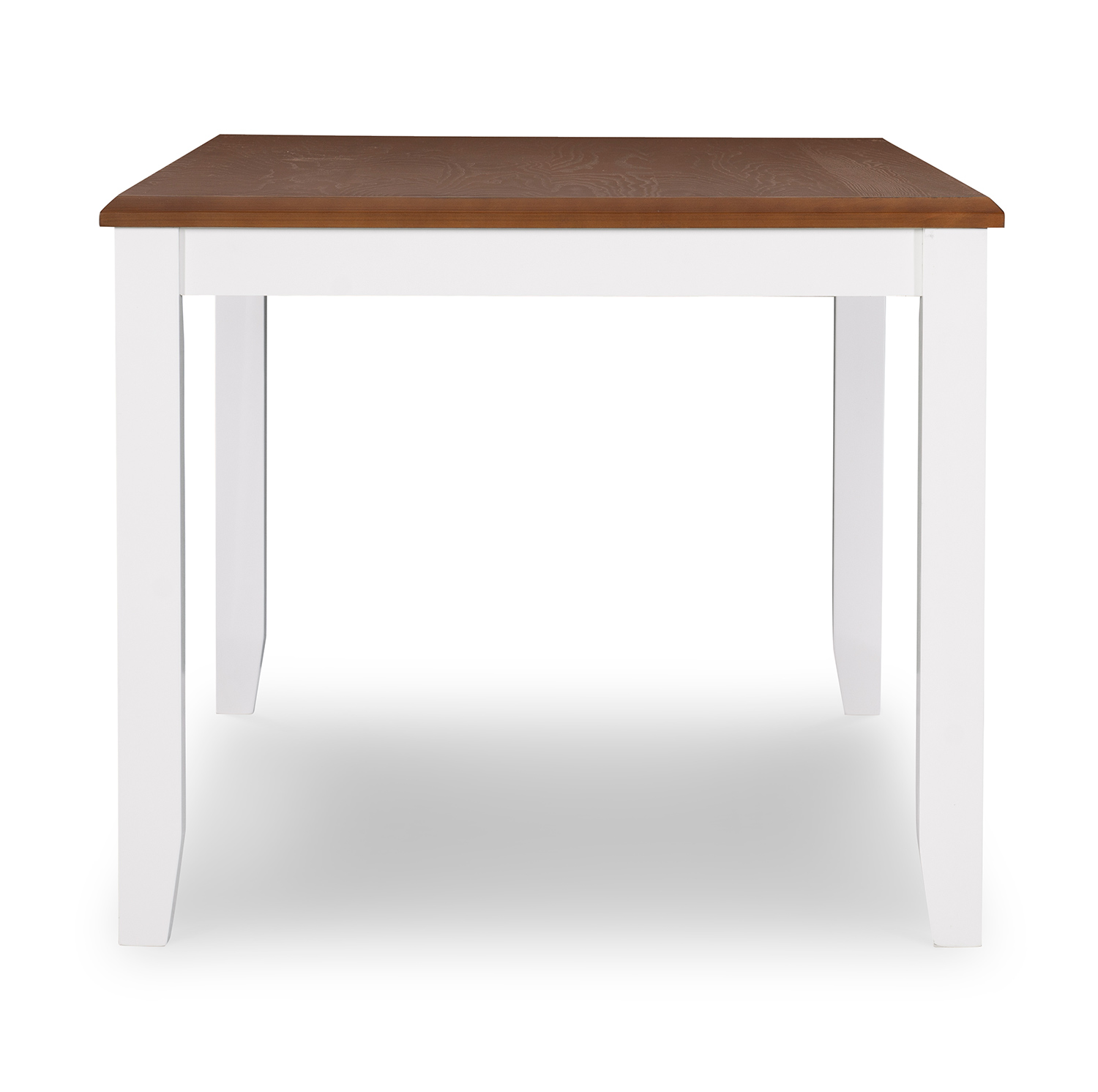 Powell Jane Dining Table - Brown