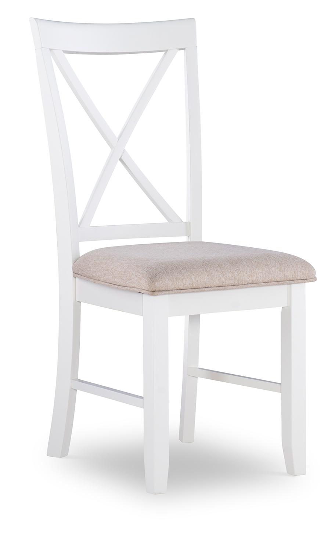 Powell Jane Side Chair - Brown