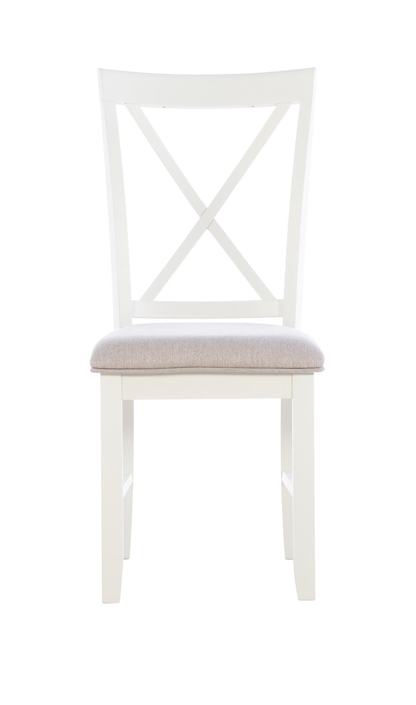 Powell Jane Side Chair - Grey