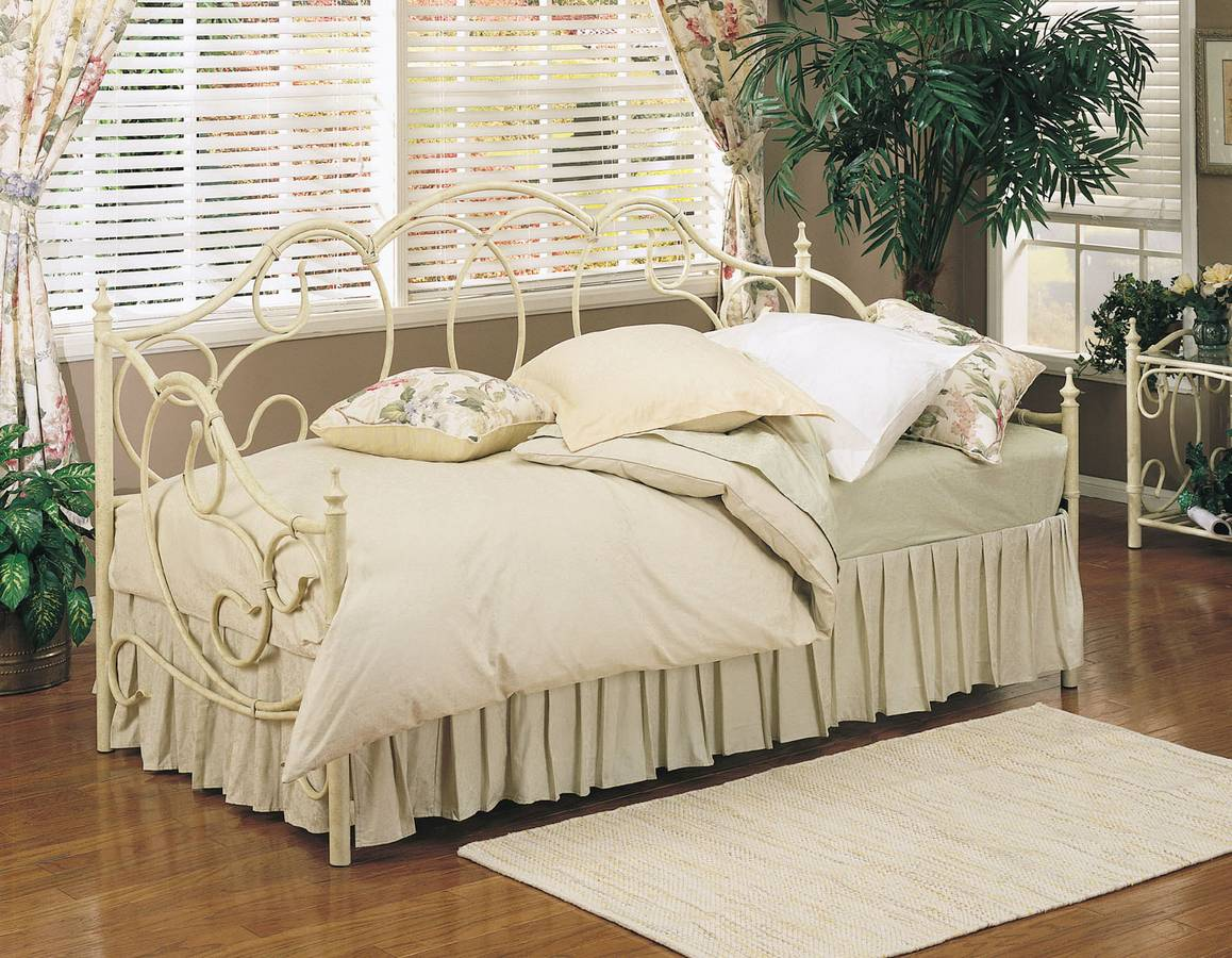 Powell Sarasota Vanilla Marble Day Bed Buy Bedroom Furniture Online