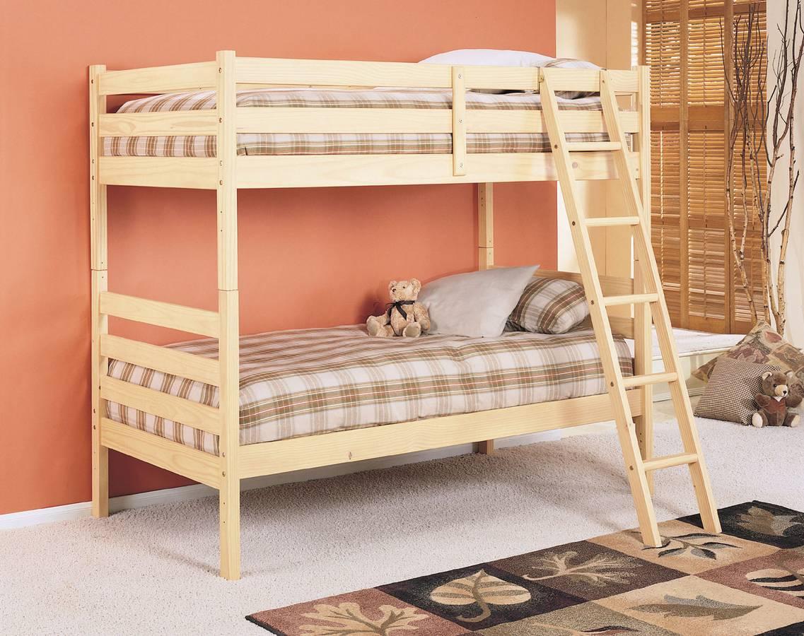 Двухъярусная кровать для детей своими руками сделать