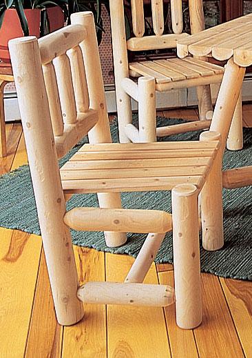 Rustic Cedar Cedar Looks Dining Chair