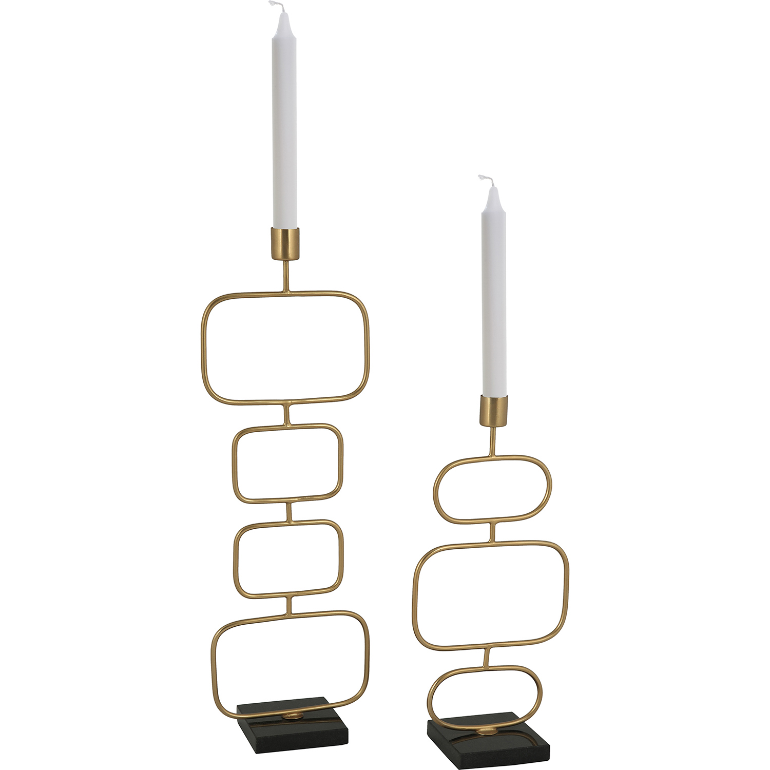 Ren-Wil Dynah Candle Holder - Gold EPL
