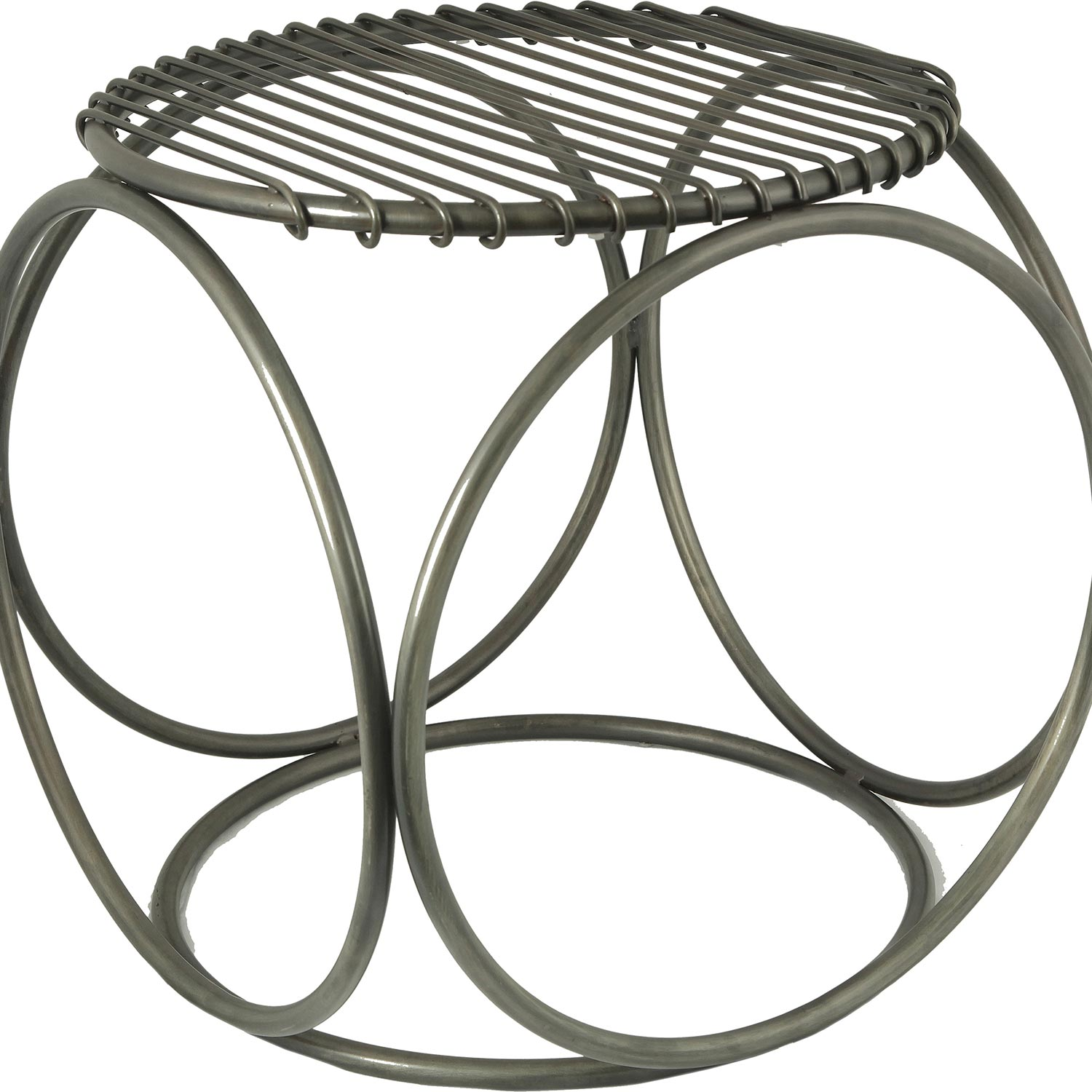 Ren-Wil Zia Chair - Antique Zinc