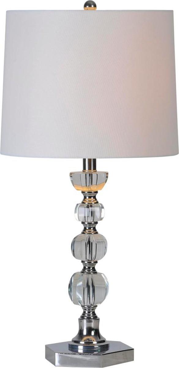 Ren-Wil Onega Table Lamps set of 2 - Satin Nickel