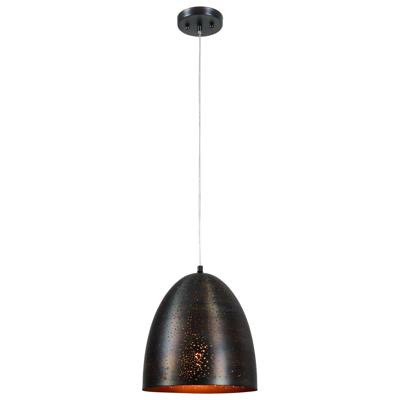 Ren-Wil Phane Ceiling Fixture - Gunmetal