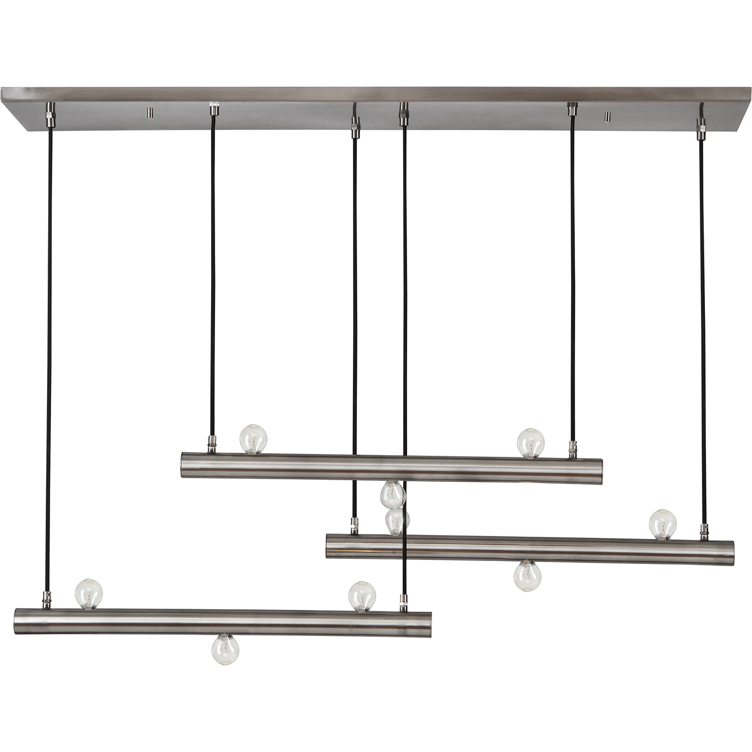 Ren-Wil Sarwood Ceiling Fixture - Pewter Plated