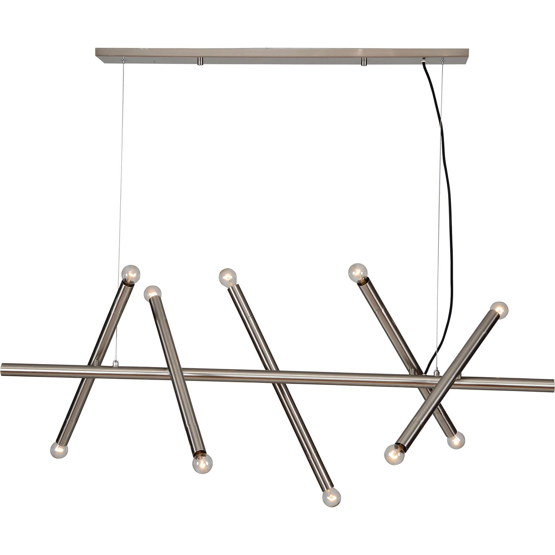 Ren-Wil Hazelwood Ceiling Fixture - Satin Nickel
