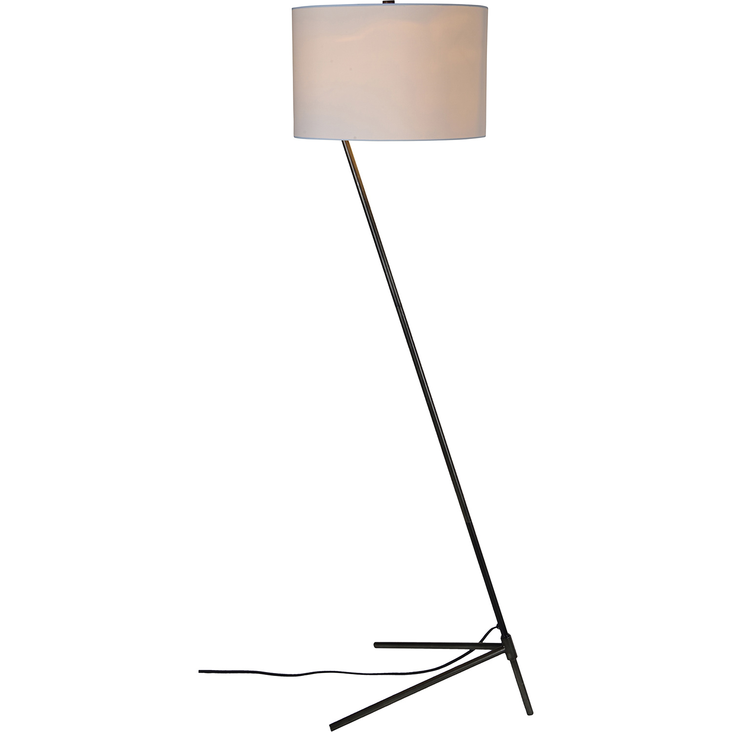 Ren-Wil Howden Floor Lamp - Graphite Grey