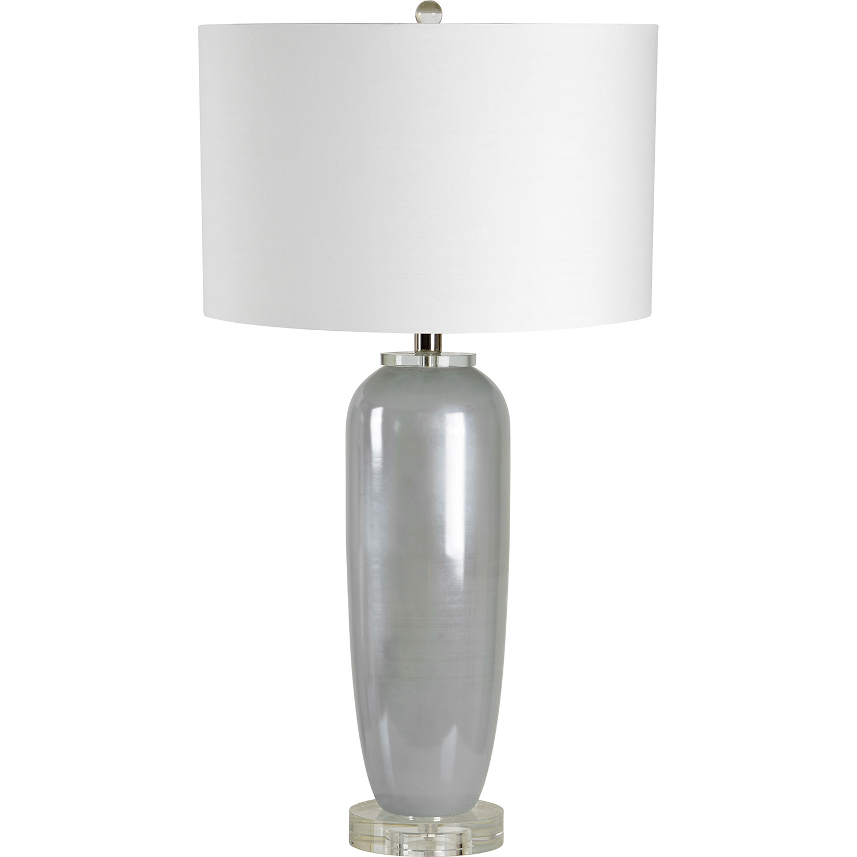 Ren-Wil Carlotta Table Lamp - Clear