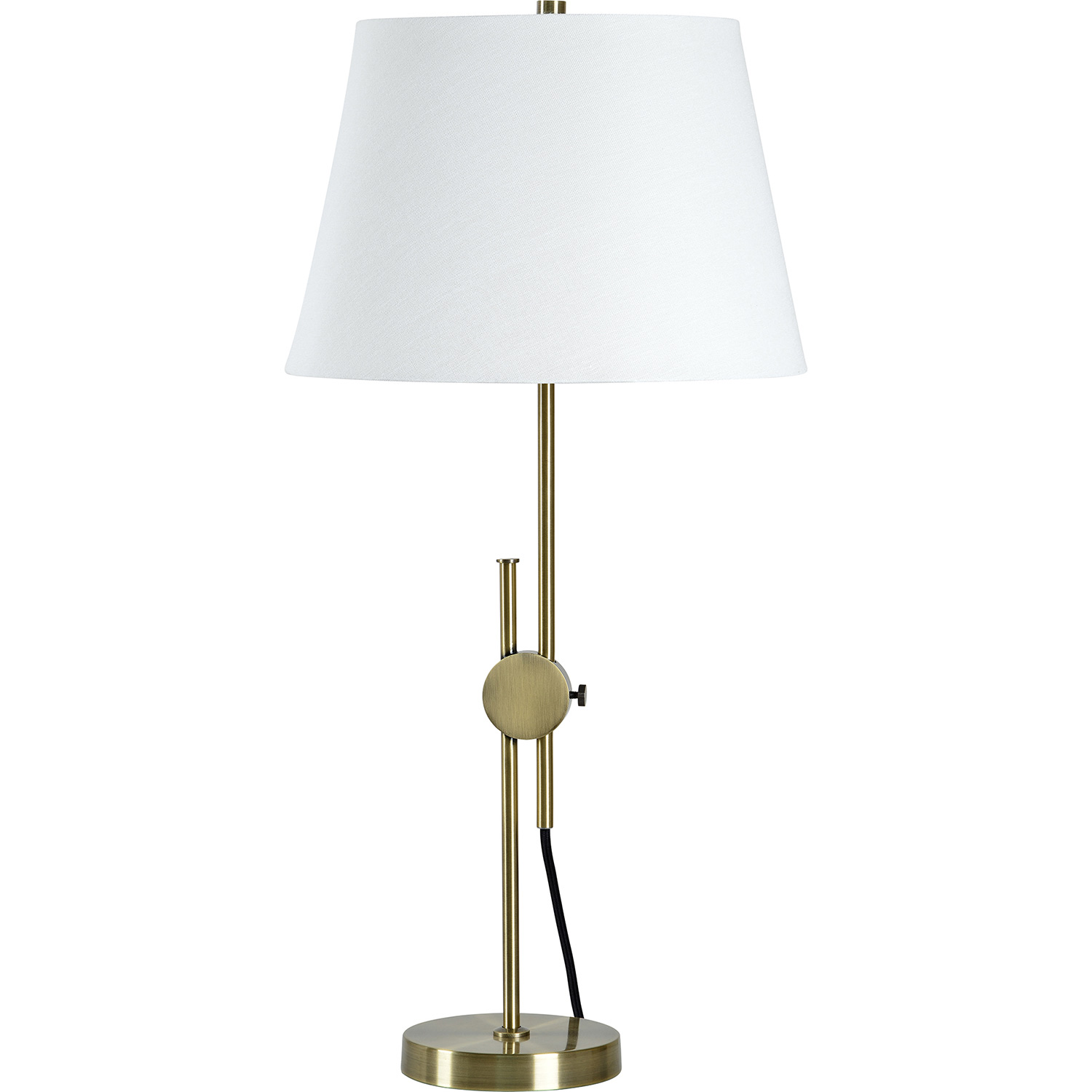 Ren-Wil Carswell Table Lamp - Antique Brass