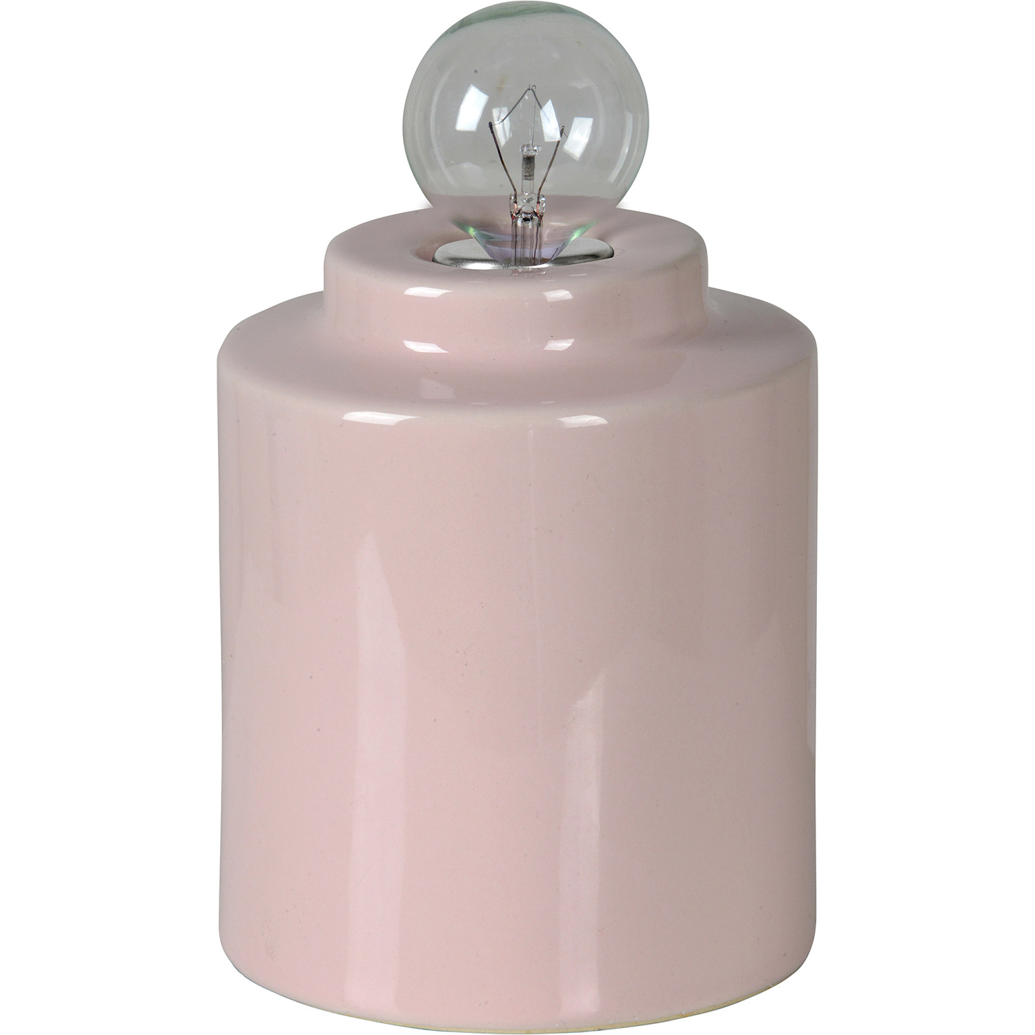 Ren-Wil Cesar Table Lamp - Pink