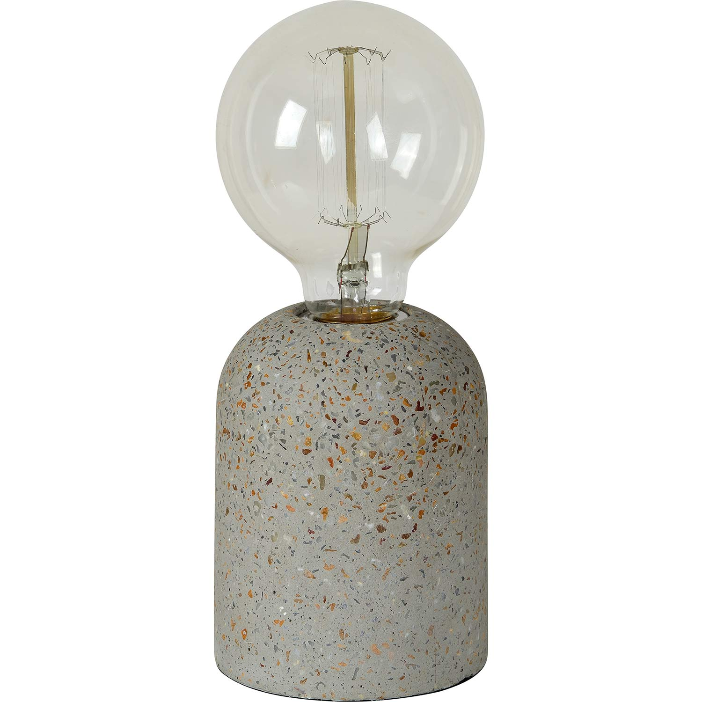 Ren-Wil Sobella Table Lamp - Beige Cement/Stone Speckles