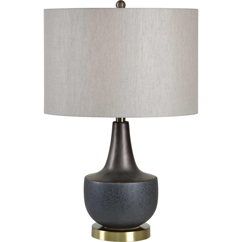 Ren-Wil Rogers Table Lamp - Antique Brass