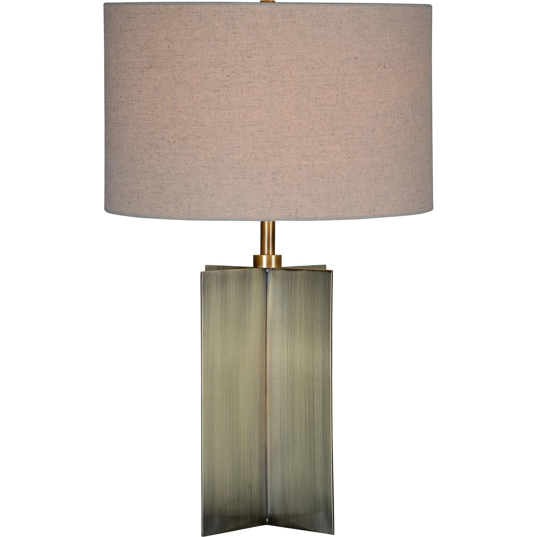 Ren-Wil Belanger Table Lamp - Antique Brass