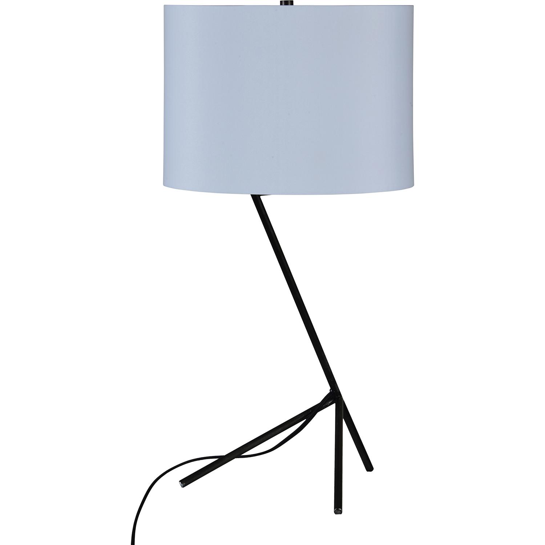 Ren-Wil Wolcott Table Lamp - Graphite Grey