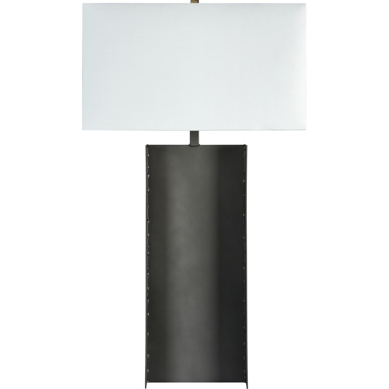 Ren-Wil Jack Table Lamp - Dark Bronze