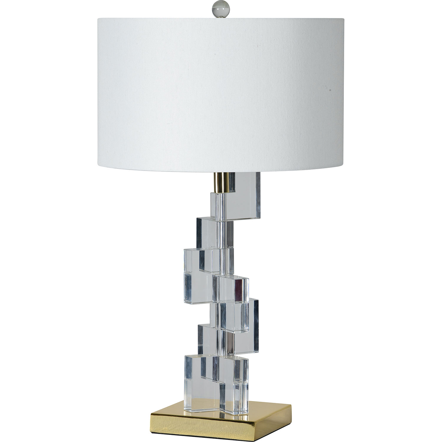 Ren-Wil Montford Table Lamp - Champagne