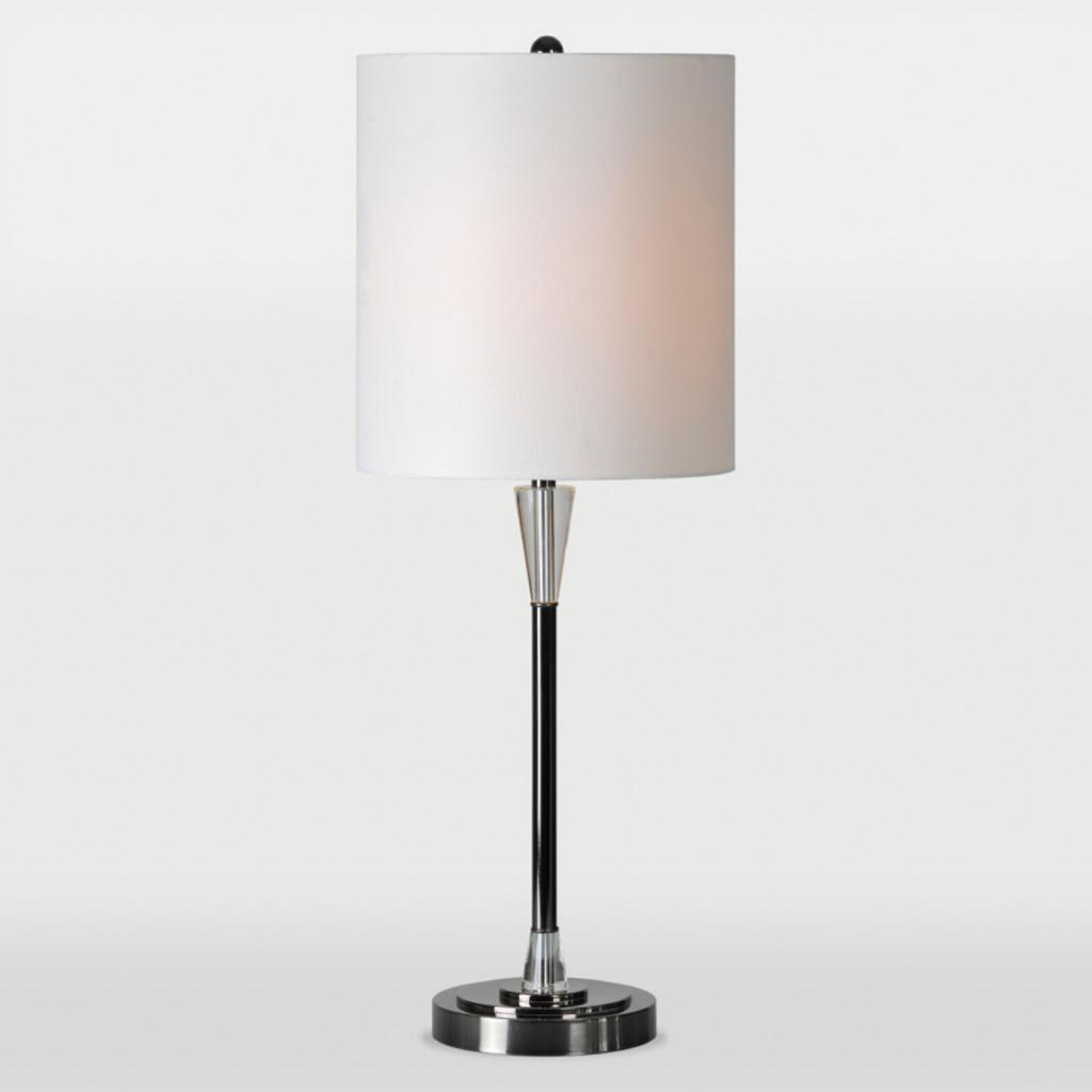 Ren-Wil Arkitekt Table Lamp - Brushed Nickel