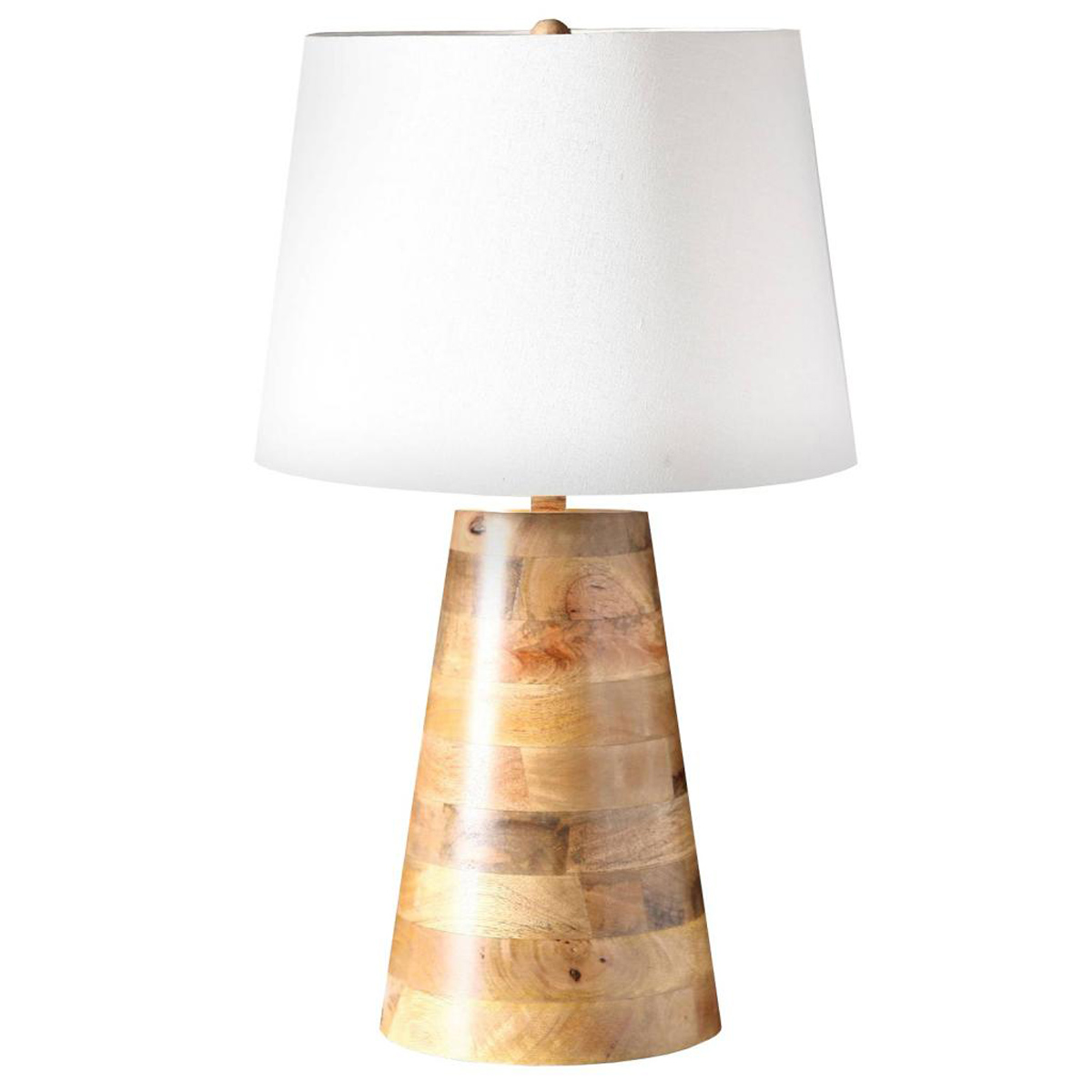 Ren-Wil Irpa Table Lamp - Natural wood