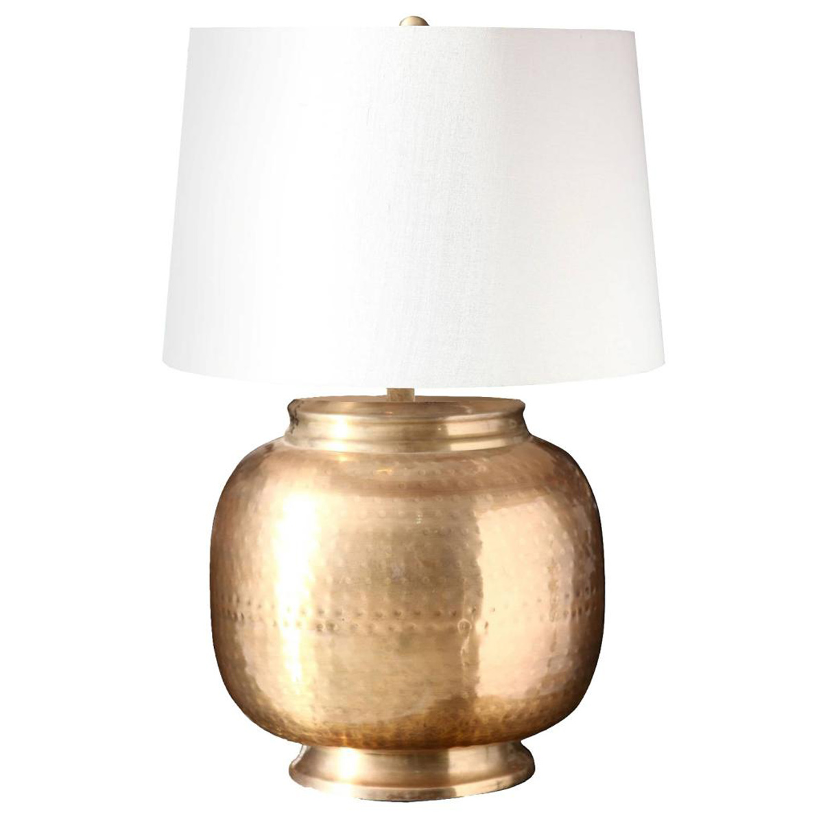 Ren-Wil Bodkin Table Lamp - Copper