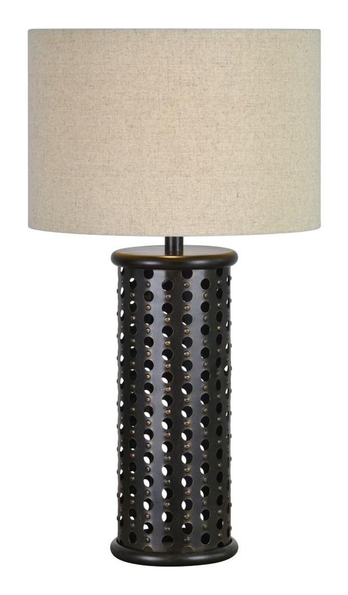Ren-Wil Tyrion Table Lamp - Oil rubbed Bronze