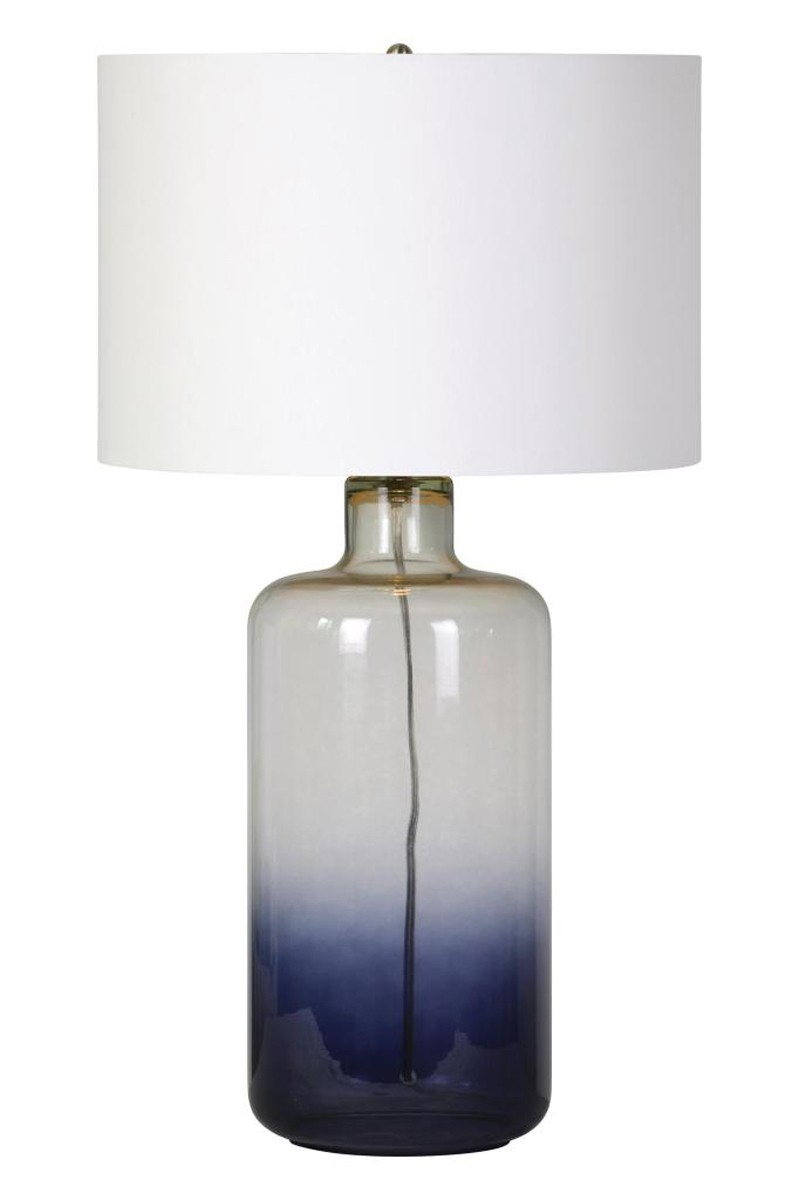Ren-Wil Nightfall Table Lamp - Blue ombre