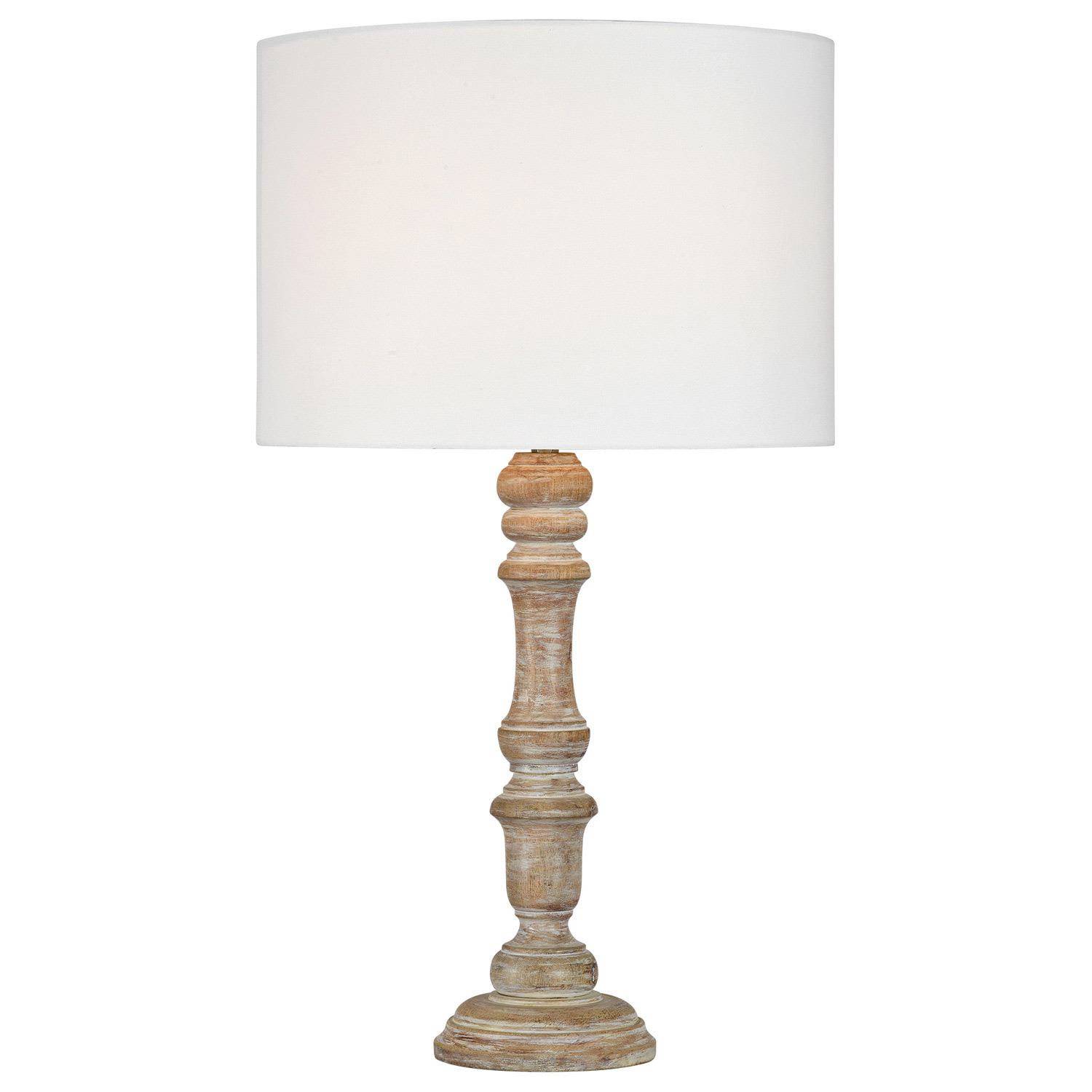Ren-Wil Huntington Table Lamp - Natural