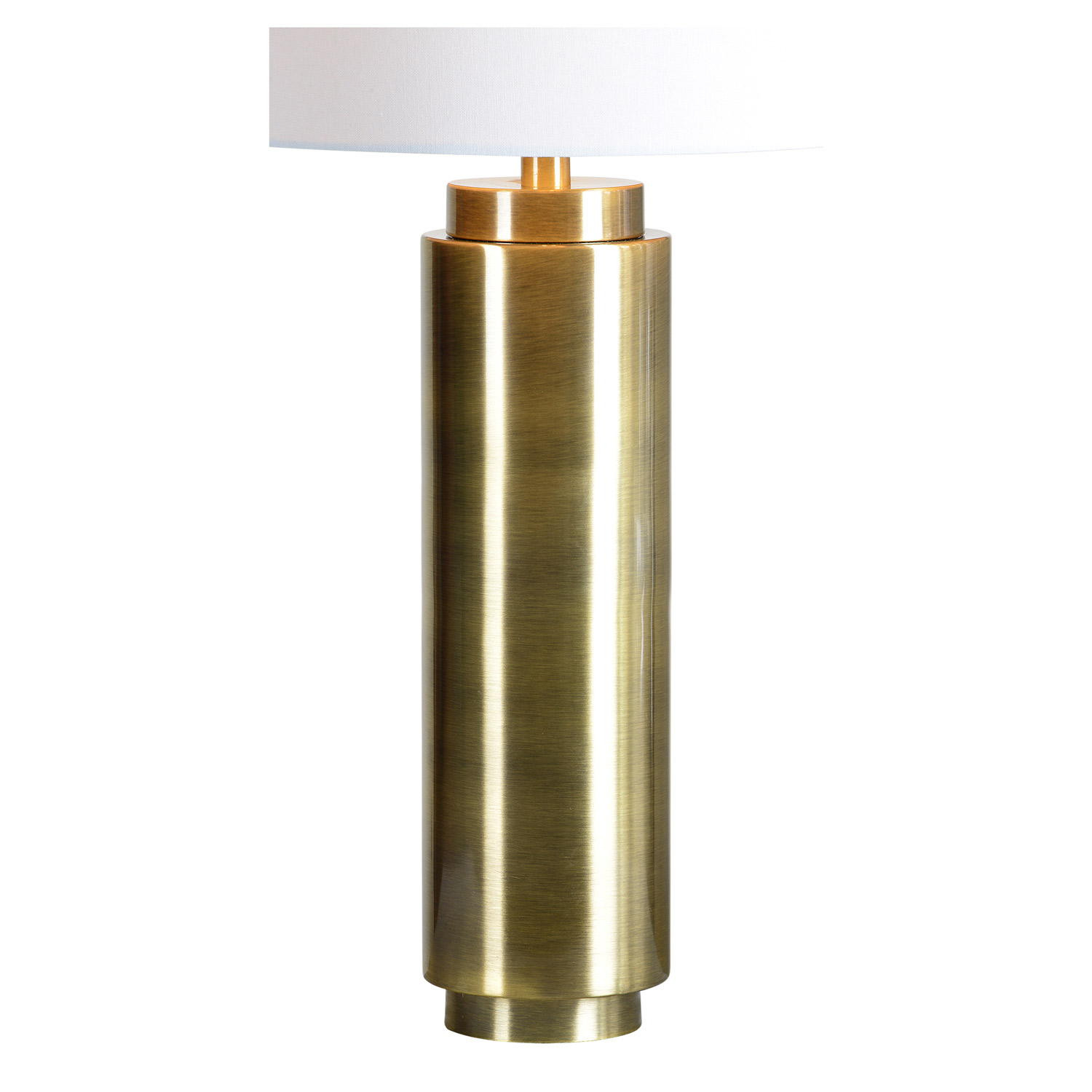 Ren-Wil Amelia Table Lamp - Bright Nickel