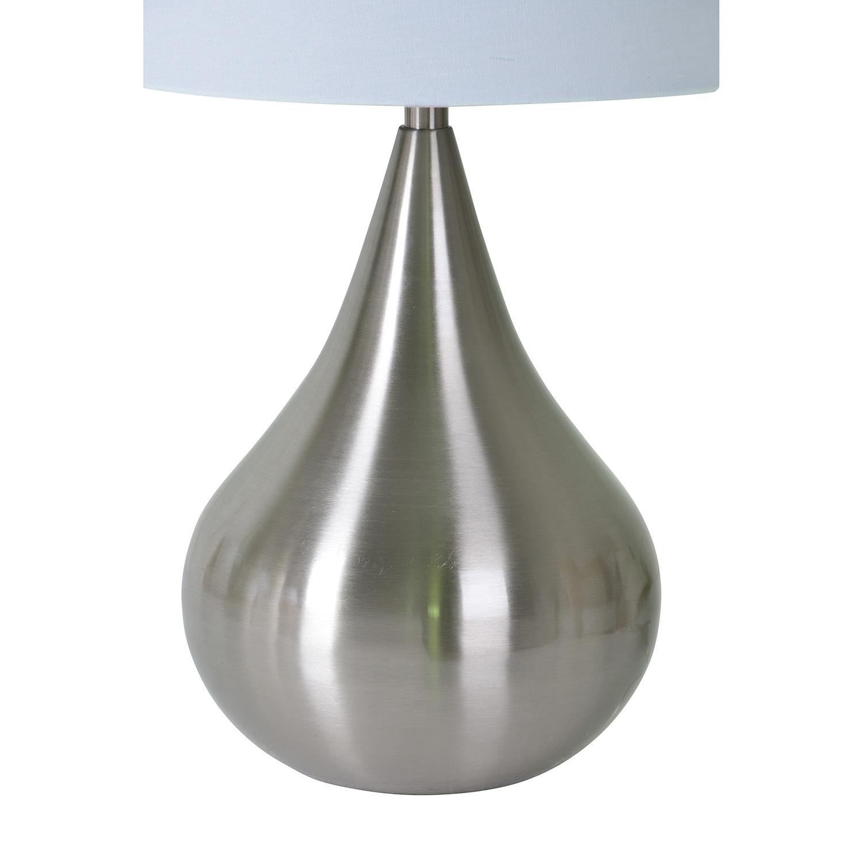 Ren-Wil Sandon Table Lamp - Brushed Nickel