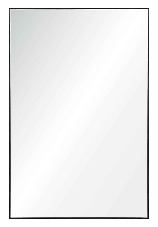 Ren-Wil Vale Mirror - Charcoal Grey
