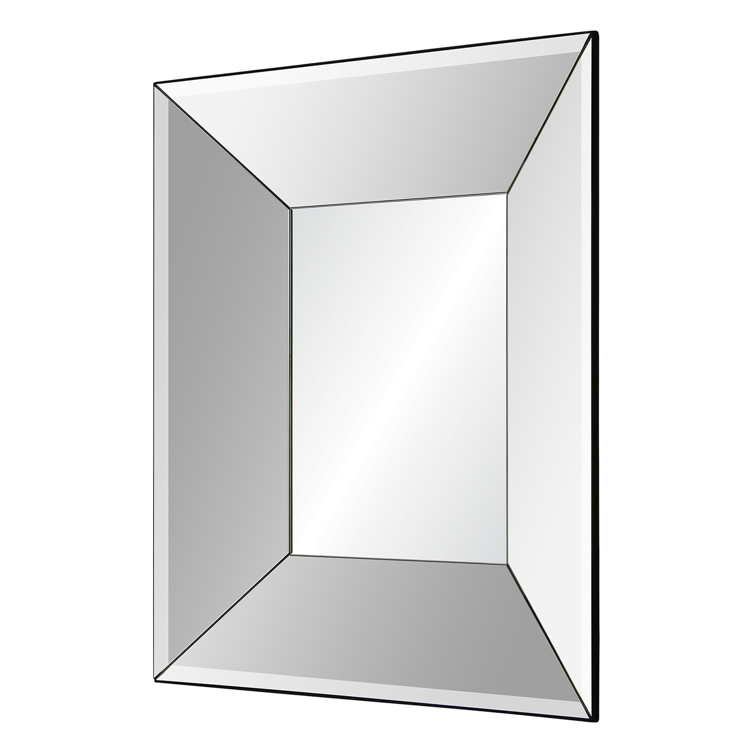 Ren-Wil Nestor Rectangular Mirror