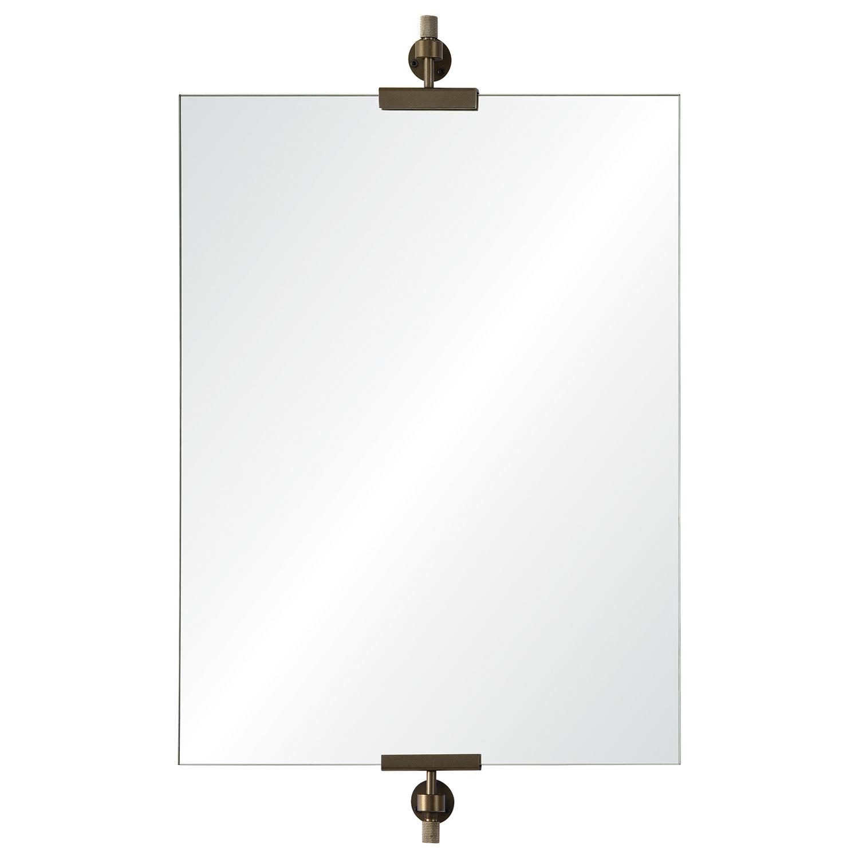 Ren-Wil Alexandria Rectangular Mirror