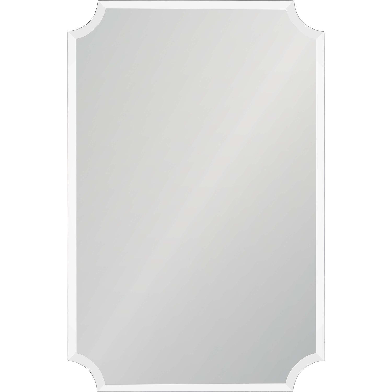 Ren-Wil Sadie Rectangular Mirror
