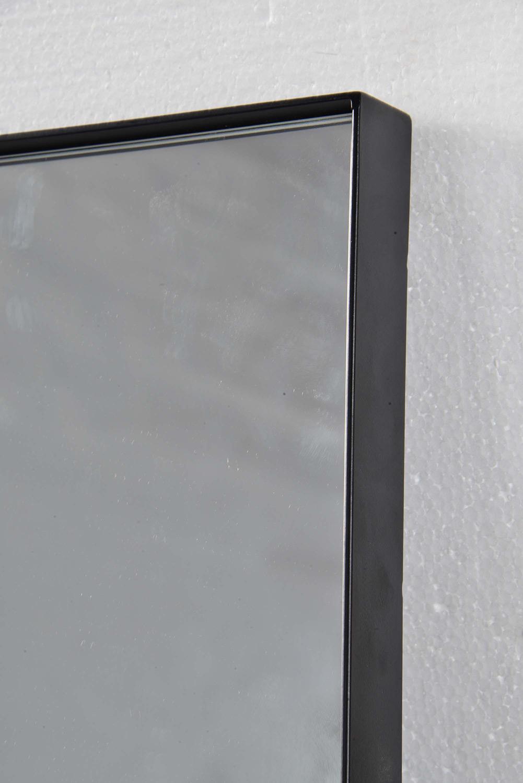 Ren-Wil Greer Square Mirror - Black