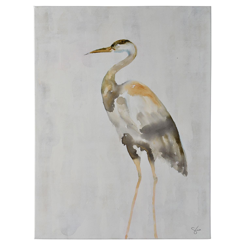 Ren-Wil Sandhill Canvas Painting - Matte