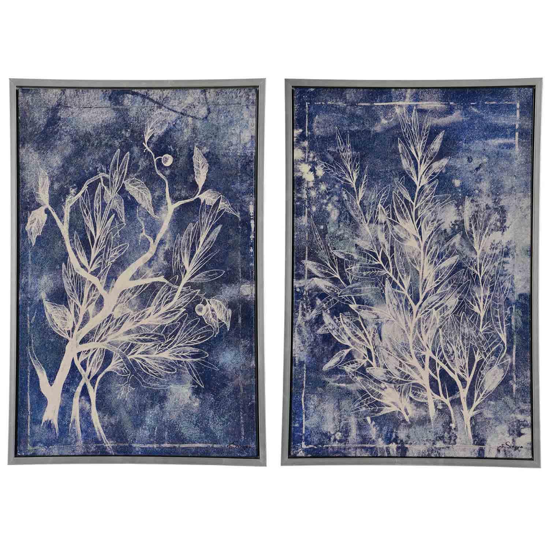 Ren Wil Self Similar Canvas Painting Matte Rw Ol1551 At