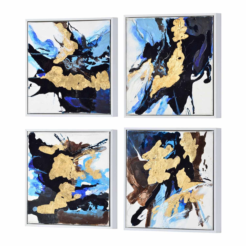 Ren-Wil Belgrave Canvas Painting - Mixed