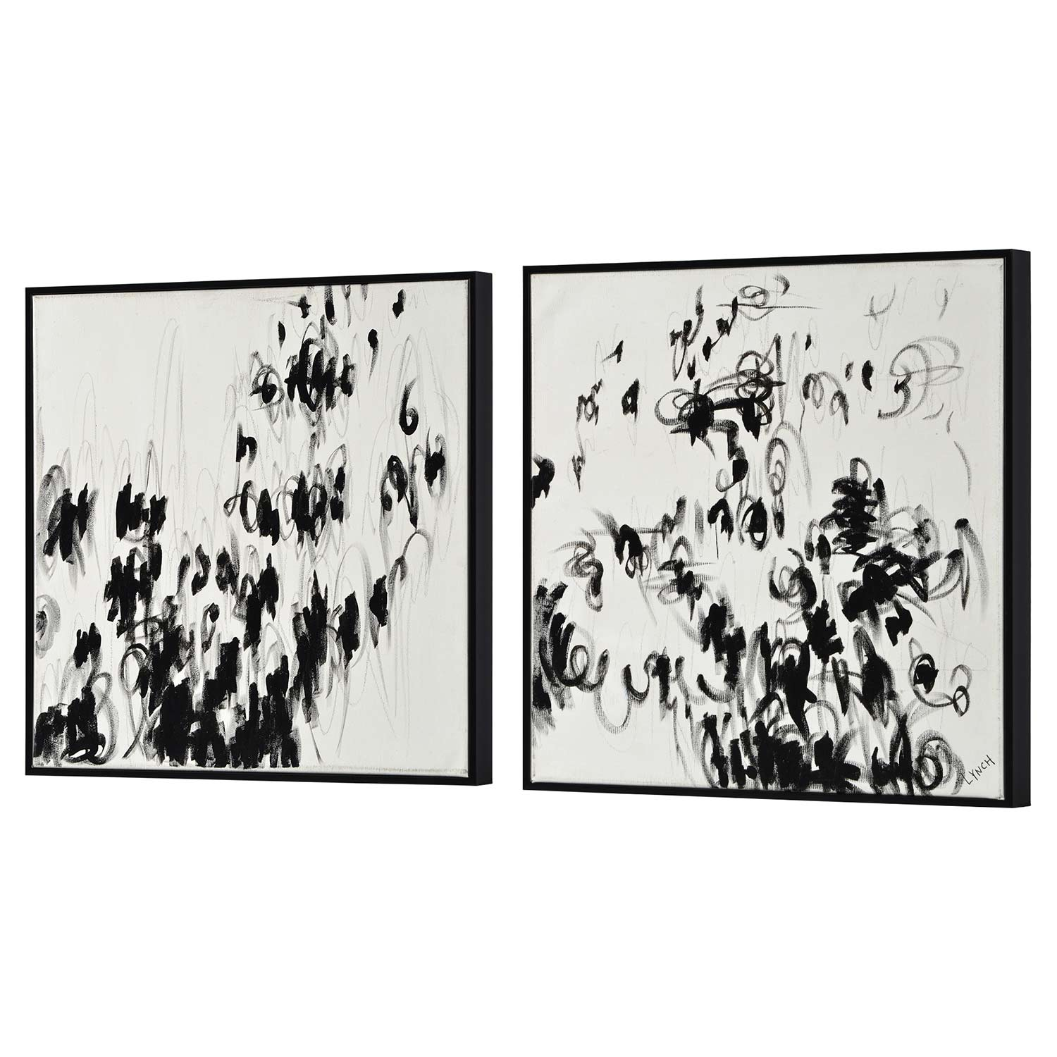 Ren-Wil Bendale Canvas Painting - Matte