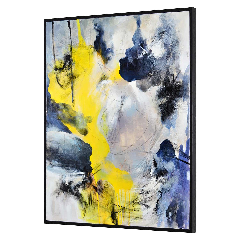 Ren-Wil Alpine Canvas Painting - Matte