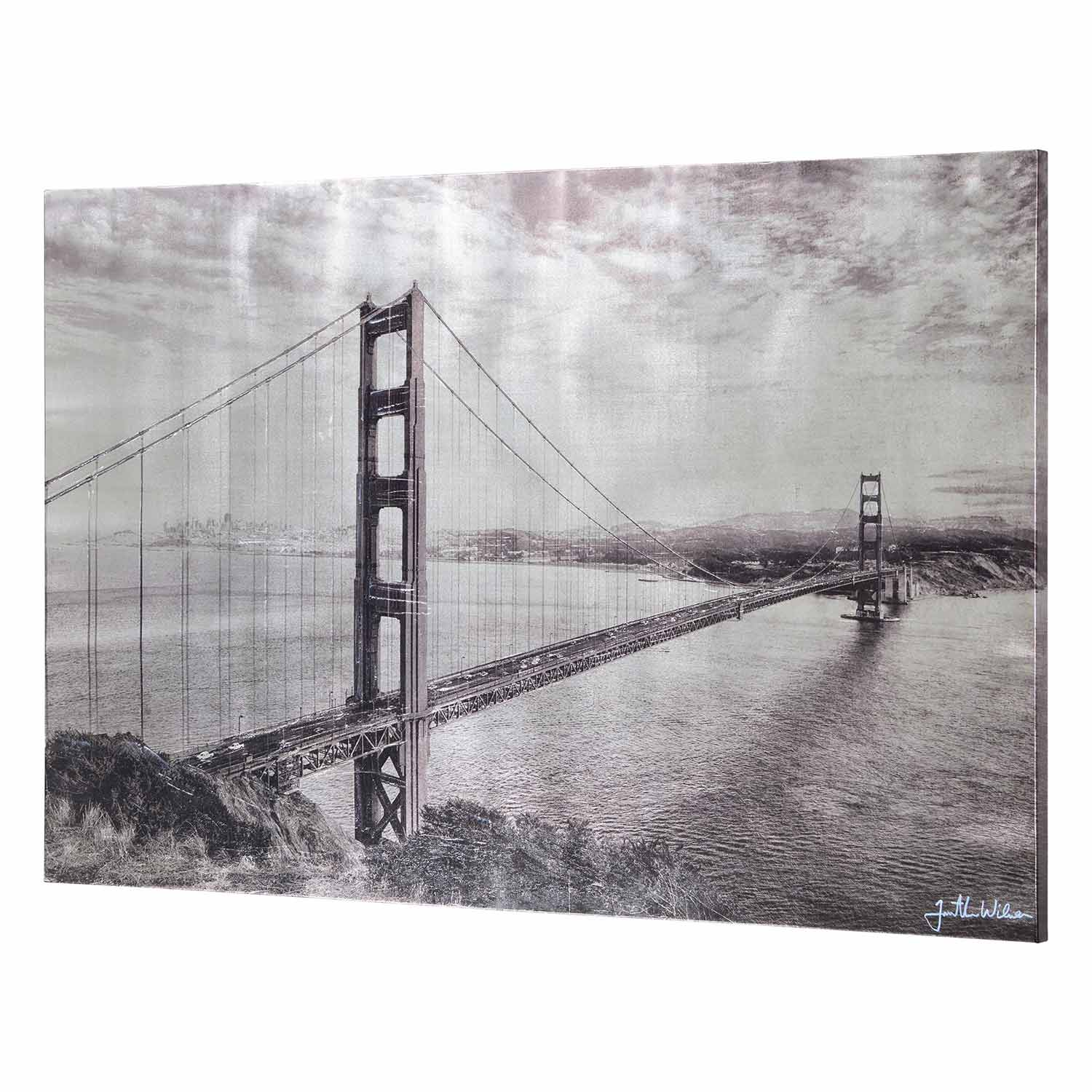 Ren-Wil Glenora Canvas Painting - Glossy
