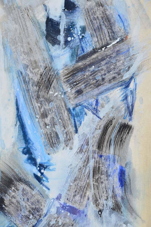 Ren-Wil Oracle Canvas Painting - Brown