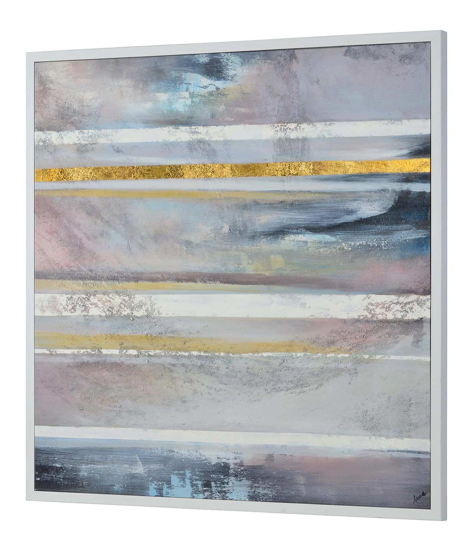 Ren-Wil Chadband Canvas Painting - White