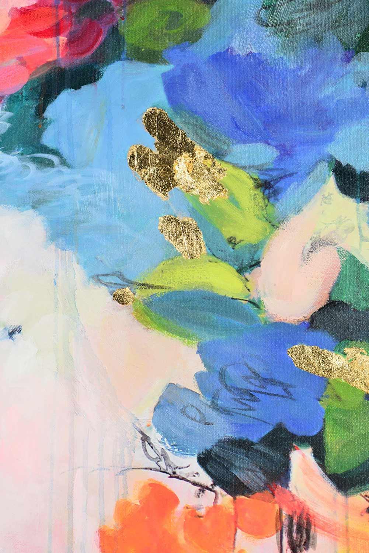 Ren-Wil Corney Canvas Painting - Antique Gold