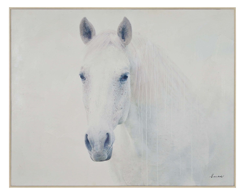 Ren-Wil Barnum Canvas Painting - Grey