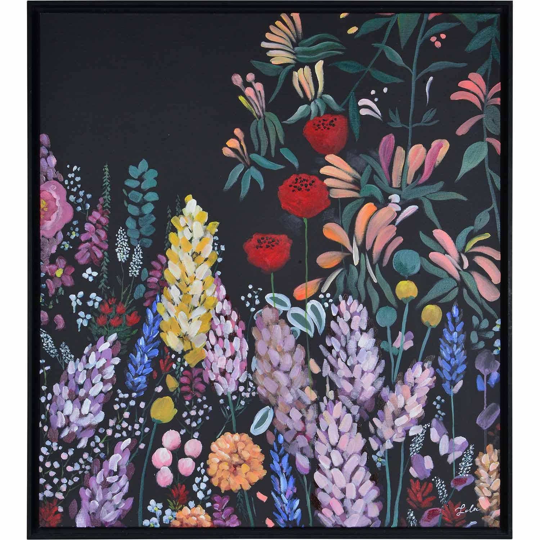 Ren-Wil Wardley Canvas Art - Black